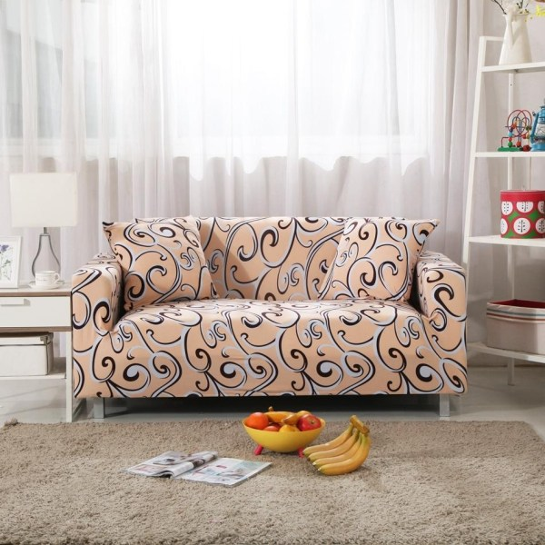 Patterned Slipcovers for Couches