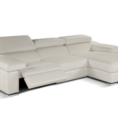 Contemporary Reclining Sofa Leather Foam Cushions Sagging 20 Ideas Of Modern Sofas
