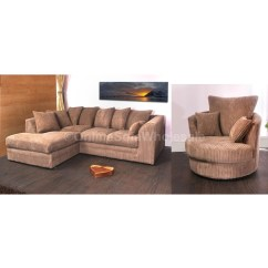 Corner Sofa And Swivel Chair Hickory King Beds 20 Photos Chairs Ideas