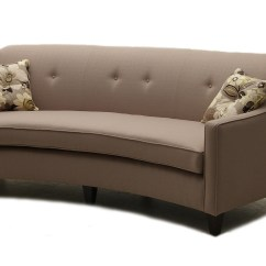 Sectional Sofa For Small E Decorating Ideas With Brown Leather Curved Good 74 About Remodel