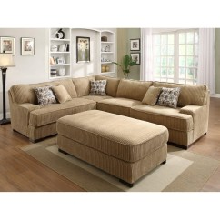 Leather And Chenille Sofa Benchcraft Masoli 20 Ideas Of Sectional