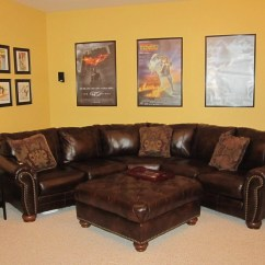 Living Room Decorating Ideas Leather Couches Oak Furniture Sale 20 Best Thomasville Sectionals | Sofa