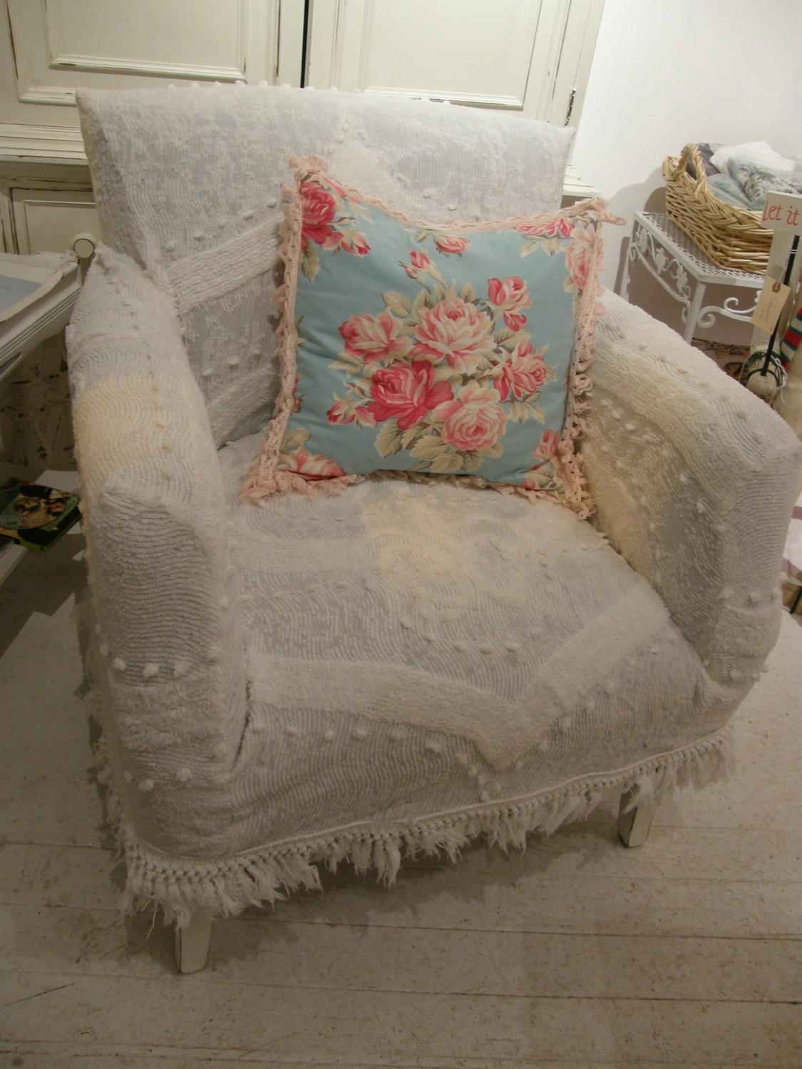chic chair covers birmingham lucite folding chairs 20 photos shabby slipcovers sofa ideas