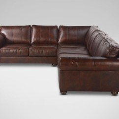 Deep Leather Sectional Sofa Cheap Rattan Uk 15 Best Ideas Seat