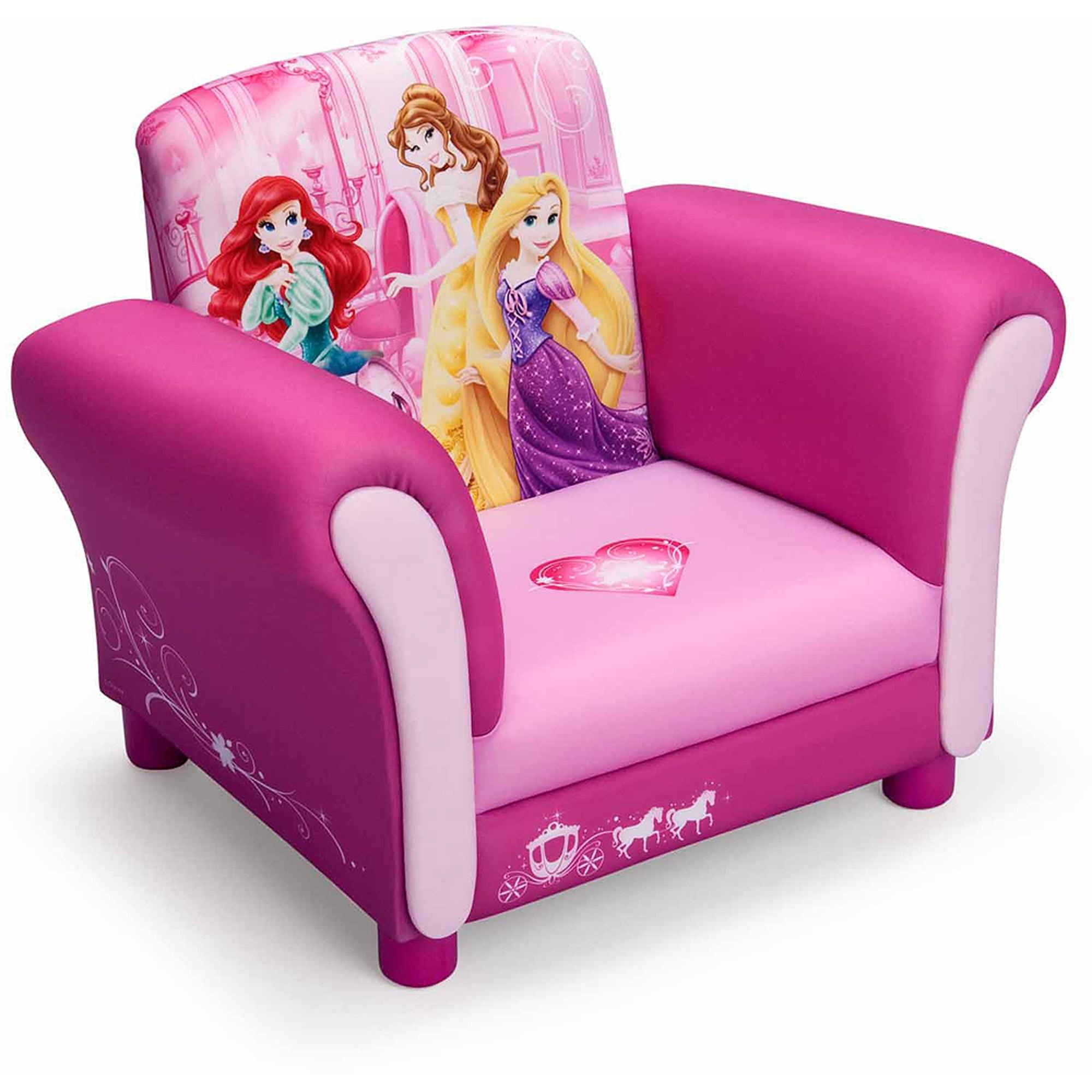 Princess Chairs For Toddlers 20 Best Collection Of Disney Princess Couches Sofa Ideas