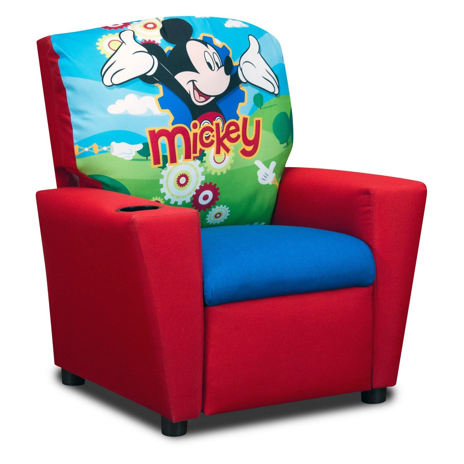 mickey mouse sofa black leather chrome legs 20 43 choices of clubhouse couches ideas