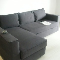 Ikea Sofa Sleeper Sectional Verellen Reviews Manstad Bed For