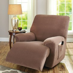 Brylanehome Chair Covers Office Depot Mats 20 Ideas Of Stretch For Recliners Sofa