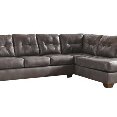 Leather And Chenille Sofa Triangle Wood Legs 20 Ideas Of Sectional