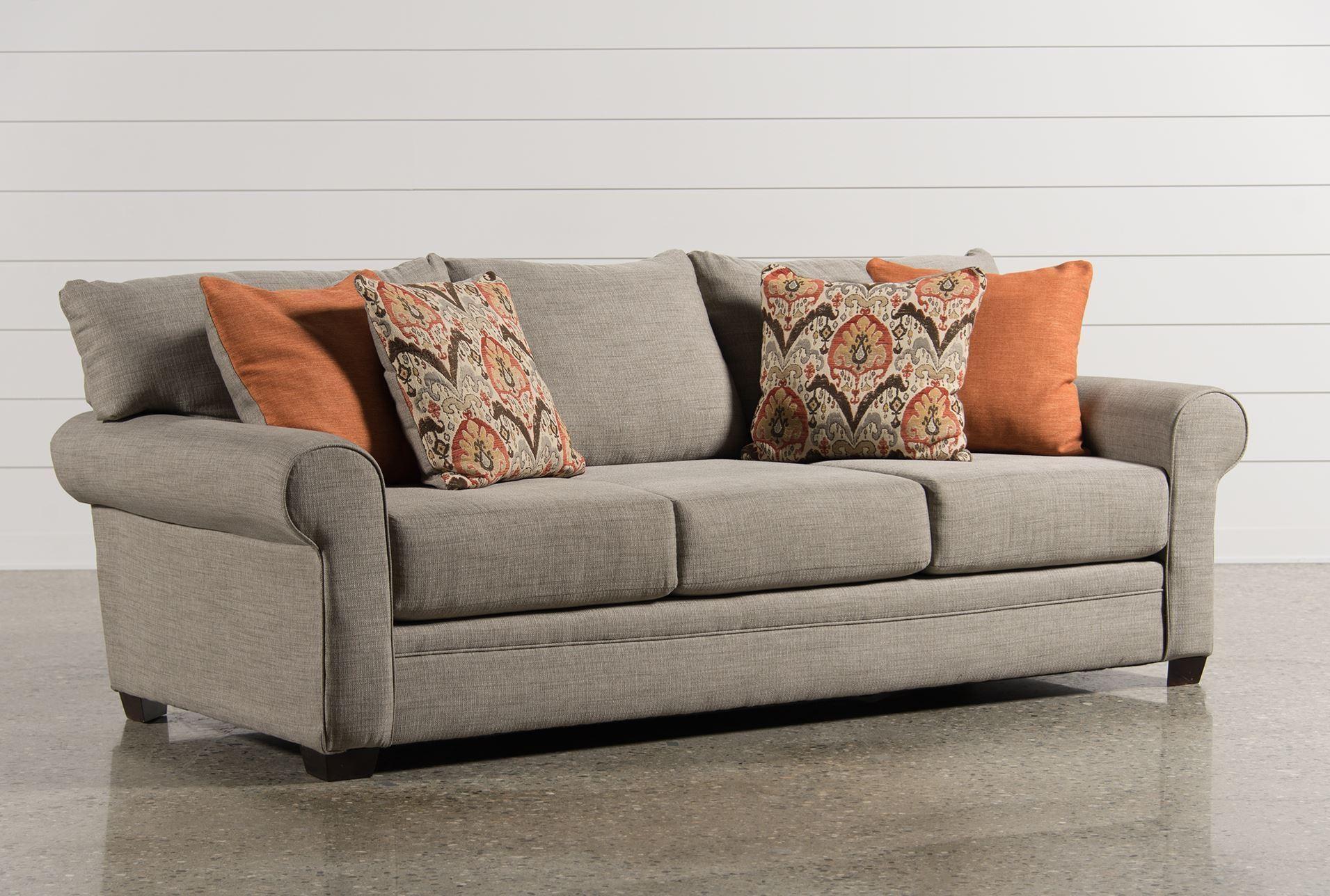 living es sofa contemporary orange sectional pier one sleeper bulgarmark