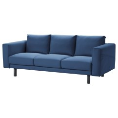 Navy Blue Striped Sofa Cushions On Brown Leather 20 Top And White Sofas Ideas