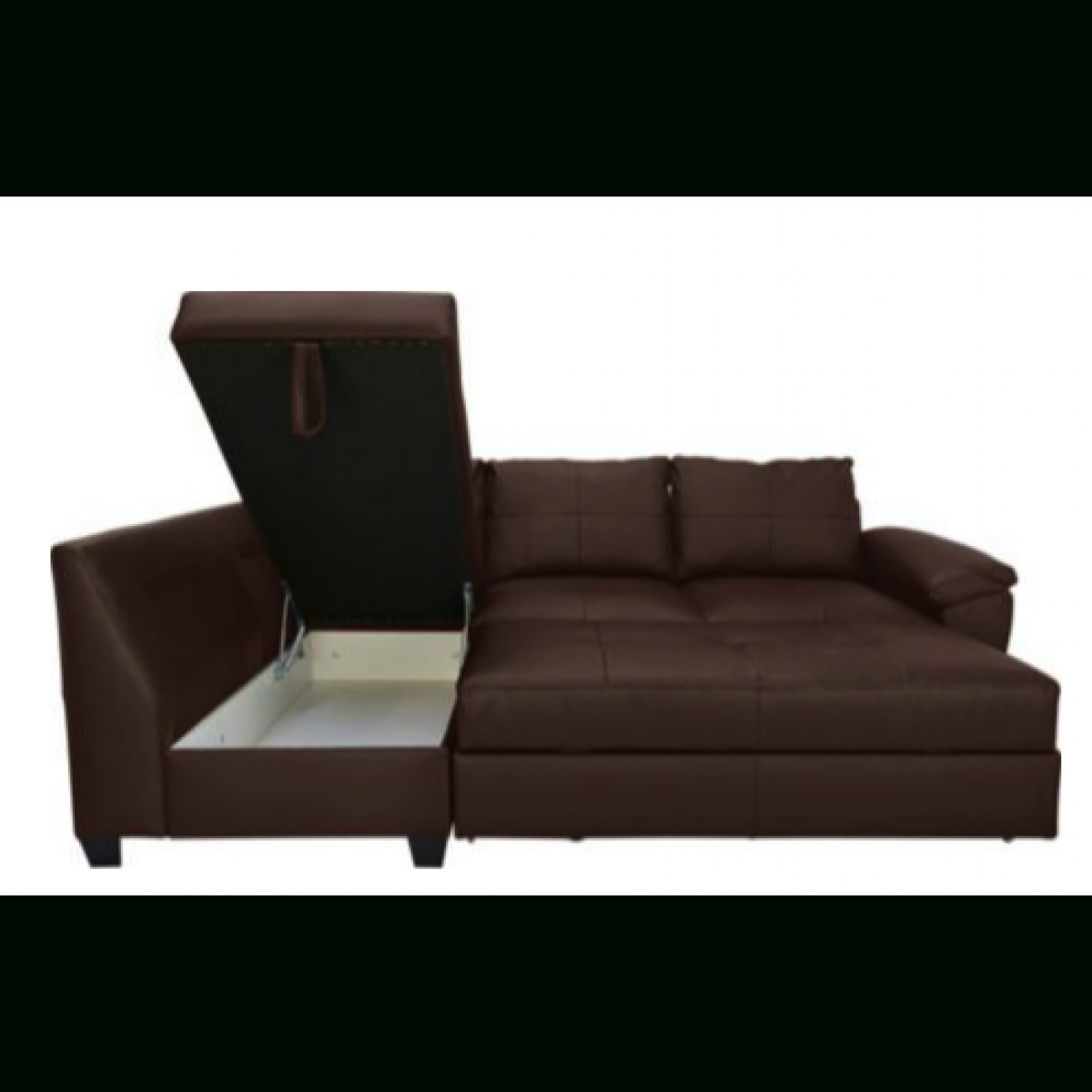 olympus black leather corner sofa bed with storage cheap sofas 20 inspirations beds ideas