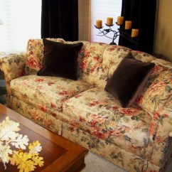 Sectional Sofa Covers Cheap Dry Cleaners Bangalore 20 Photos Floral Sofas   Ideas