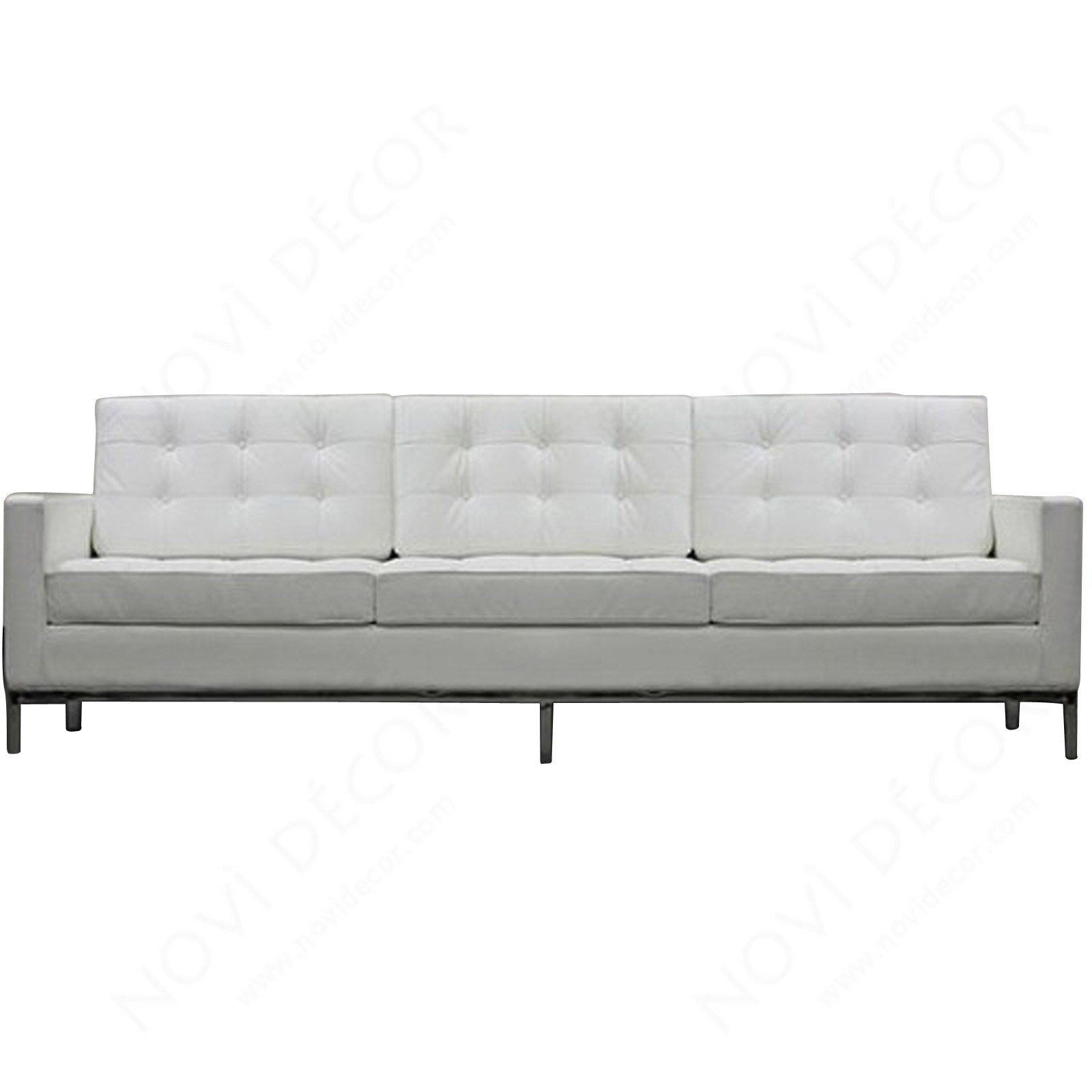 best florence knoll sofa reproduction reclining reviews 2018 20 ideas leather sofas