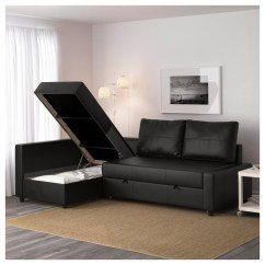 Corner Sofa Bed Skiftebo Dark Grey Crescent Power Recliner With Headrest 20 Top Storage Ikea Ideas