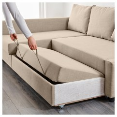 Manstad Corner Sofa Bed With Storage Huge Sofas 20 Top From Ikea Ideas