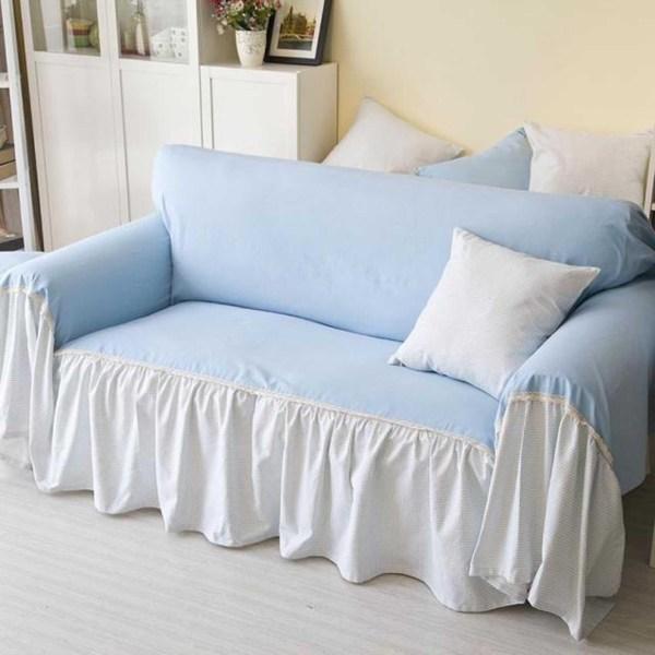 Top Shabby Chic Sofa Slipcovers Ideas
