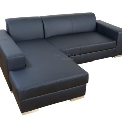 L Shaped Black Leather Sofa Set Single Recliner Cover 20 Ideas Of Convertible Sofas