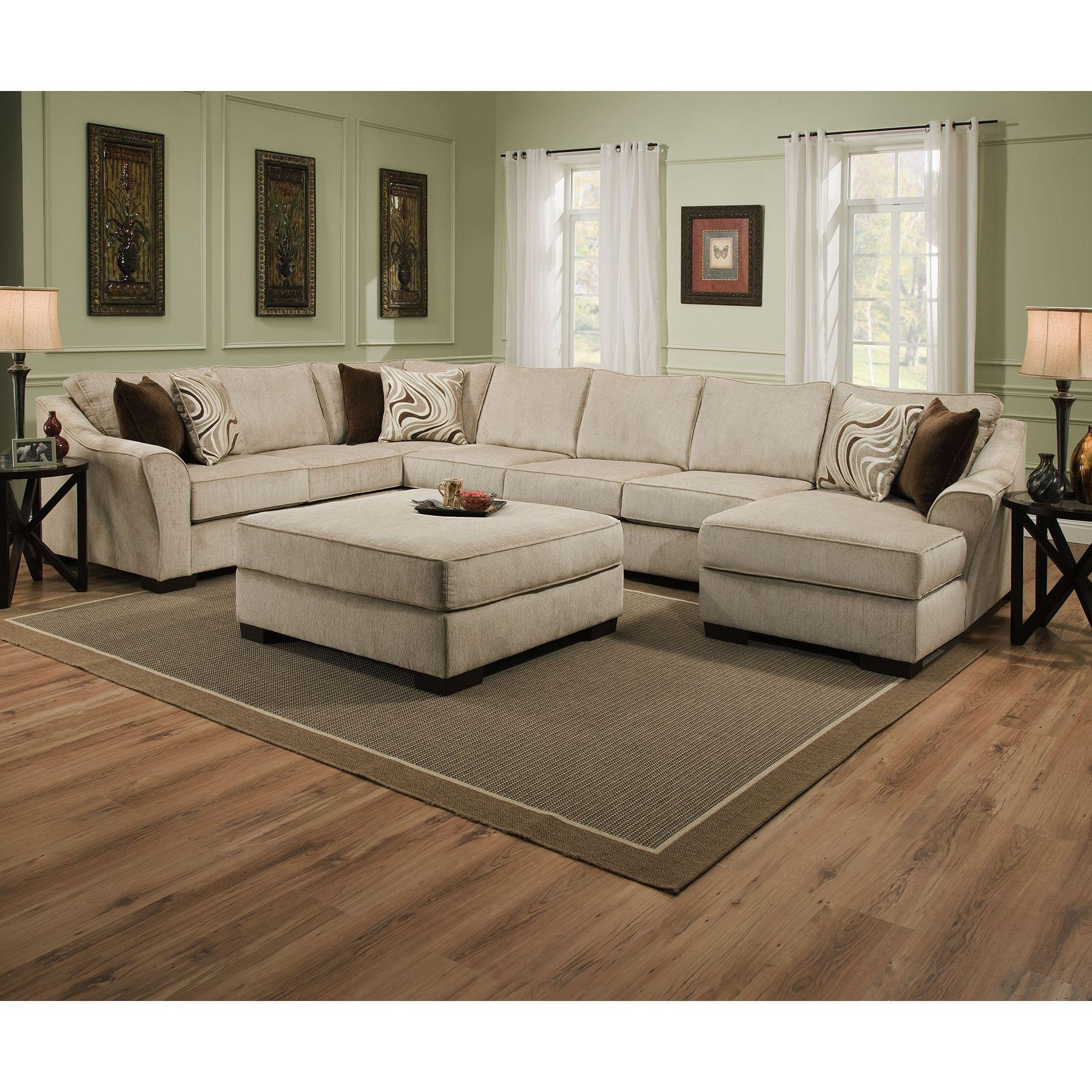 20 Best Large Comfortable Sectional Sofas