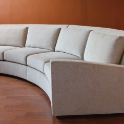 Circle Sectional Sofa Bed 4 Less Concord 20 Collection Of Round Ideas