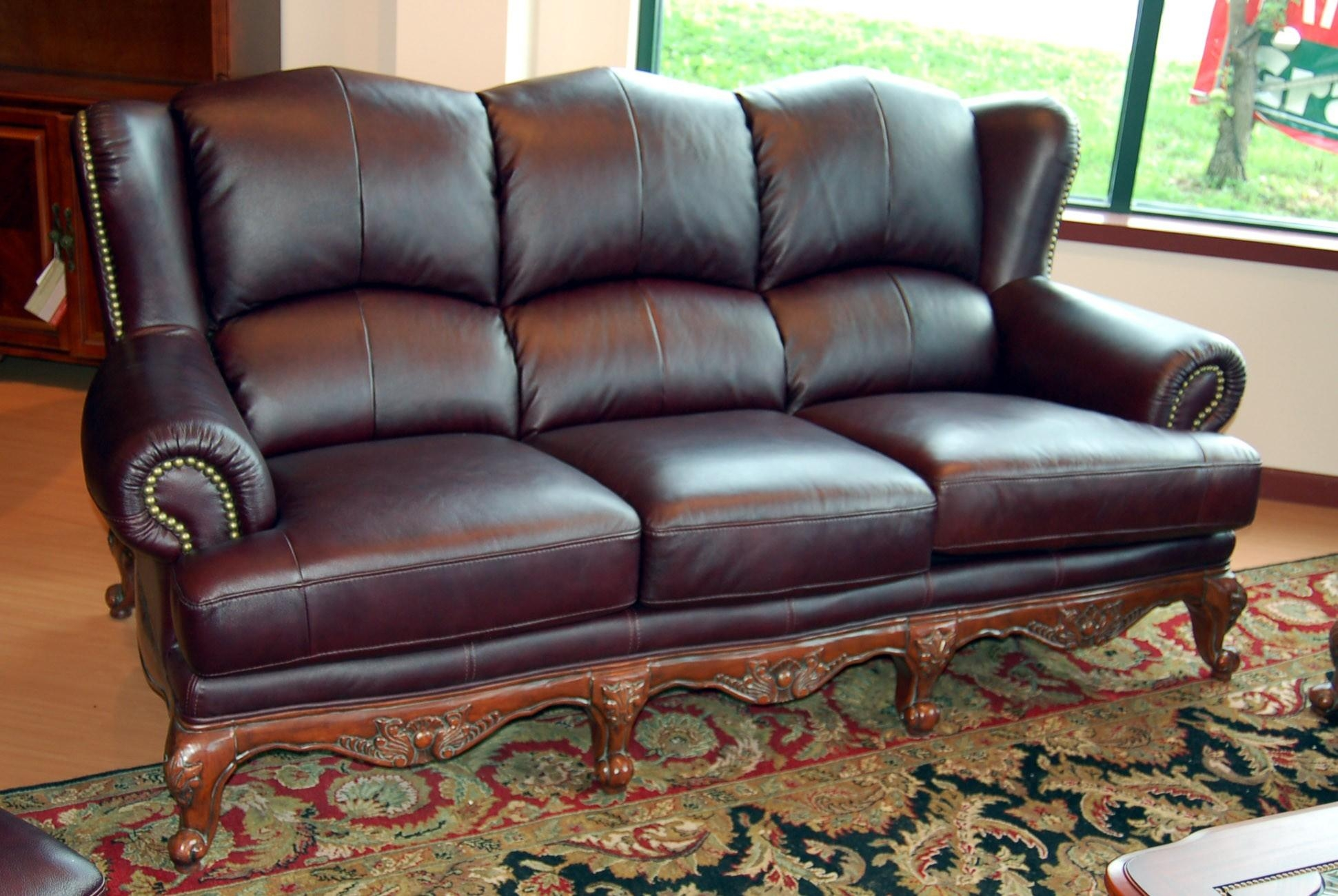 leather round sofas manufacturers tuscan style full grain sofa