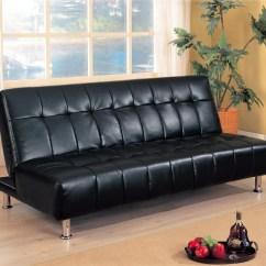 Fake Leather Sofa Cleaning Harga L Shape Ikea 20 Top Faux Futon Sofas Ideas