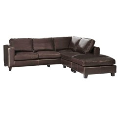 Black Leather Corner Sofa Recliner Dark Brown With Pillows 20 43 Choices Of Sofas Ideas