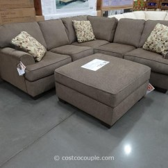 Glam Sofa Set Dakota 20 Ideas Of Costco Leather Sectional Sofas