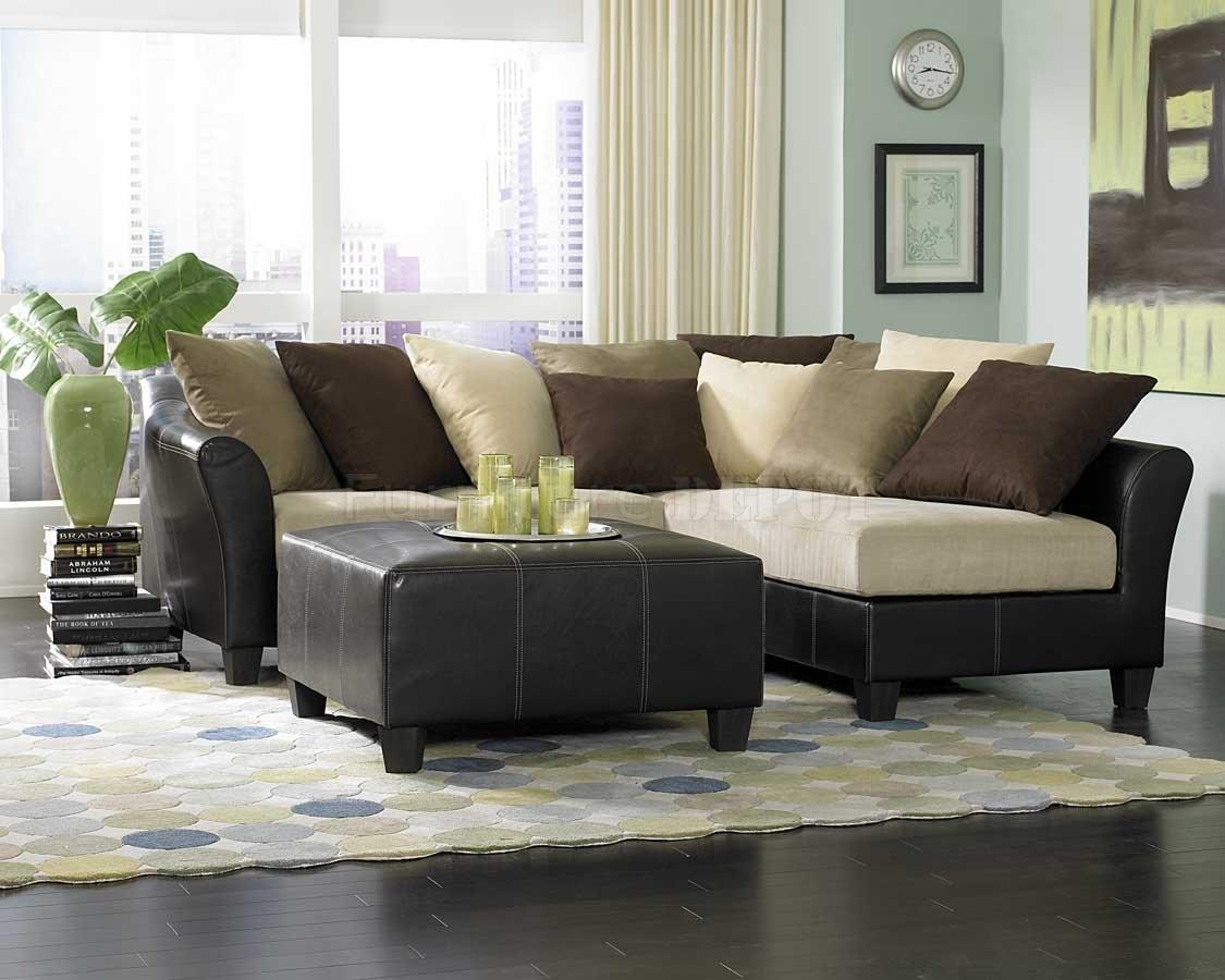 modern microfiber grey sectional sofa minimal wooden 20 top ideas