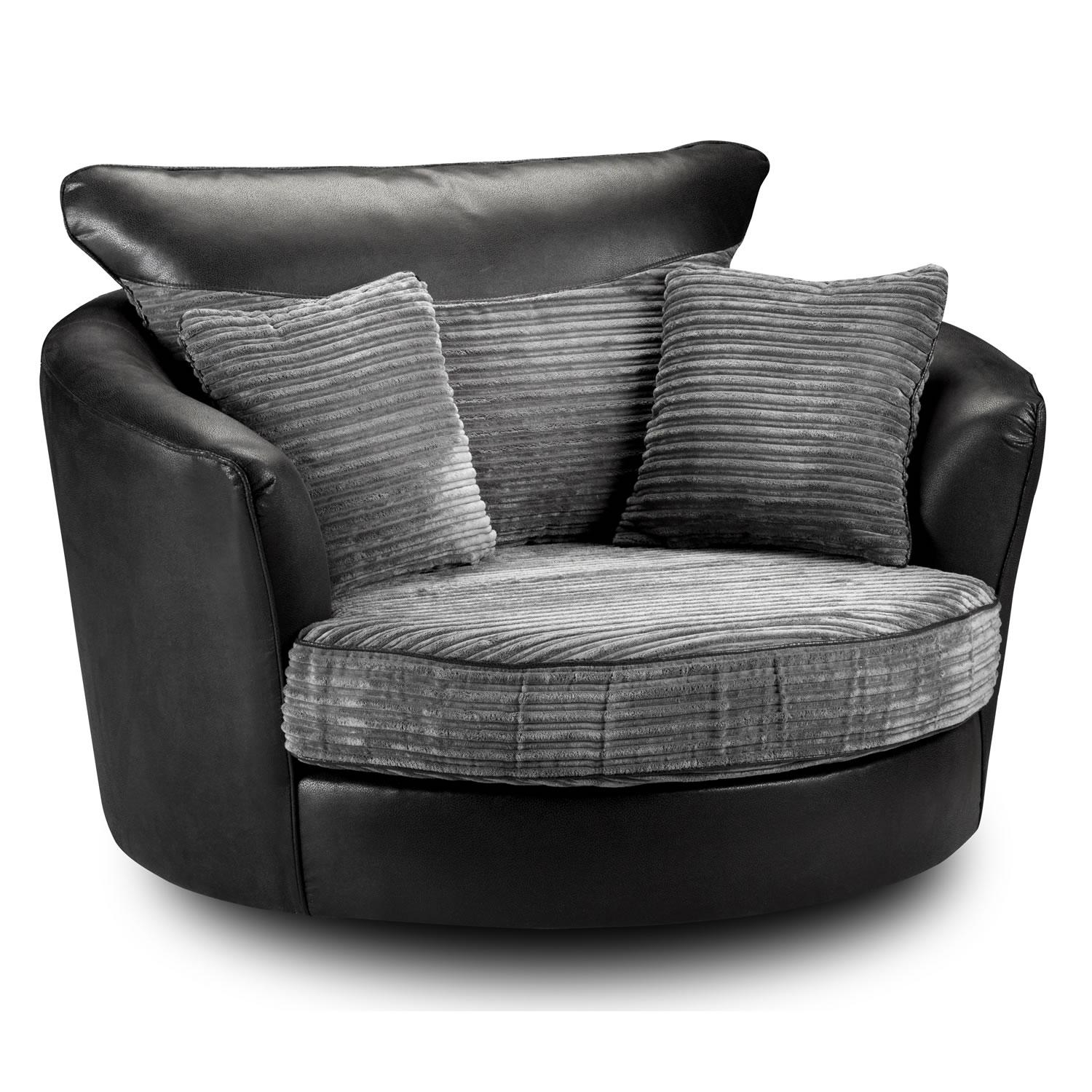 round swivel cuddle chair leather club with ottoman 20 top cuddler sofa chairs | ideas