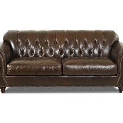 Tufted Brown Leather Sofa How To Wash A Material 2018 Latest Sofas Ideas