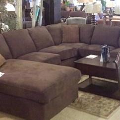 Very Large Sectional Sofas Sofa Denim 15 Photos Extra Ideas