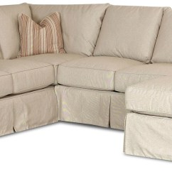 Sure Fit Durham One Piece Sofa Slipcover Restoration Hardware Pee Maxwell Leather 7 Clic Slipcovers Brushed Twill 2 Pc