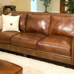 Tan Leather Sofa Bed Australia Contemporary 20 Collection Of Full Grain Sofas Ideas