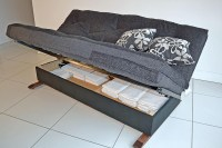 Sofa Bed With Storage Underneath Sofa Bed New Beds With ...