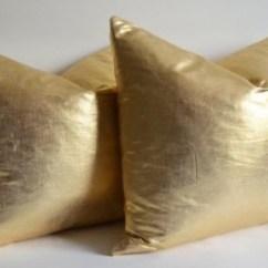 Gold Sofa Throw Pillows Wicker Cushions 20 Ideas Of