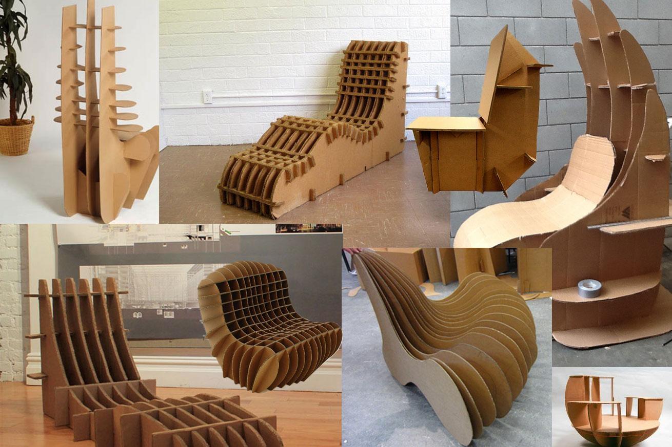 20 Choices of Cardboard Sofas  Sofa Ideas