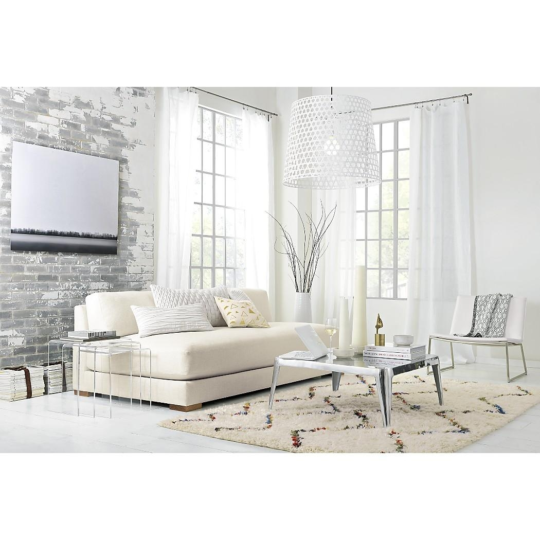 cb2 piazza sofa review corner leather bed with storage 2018 latest sofas ideas