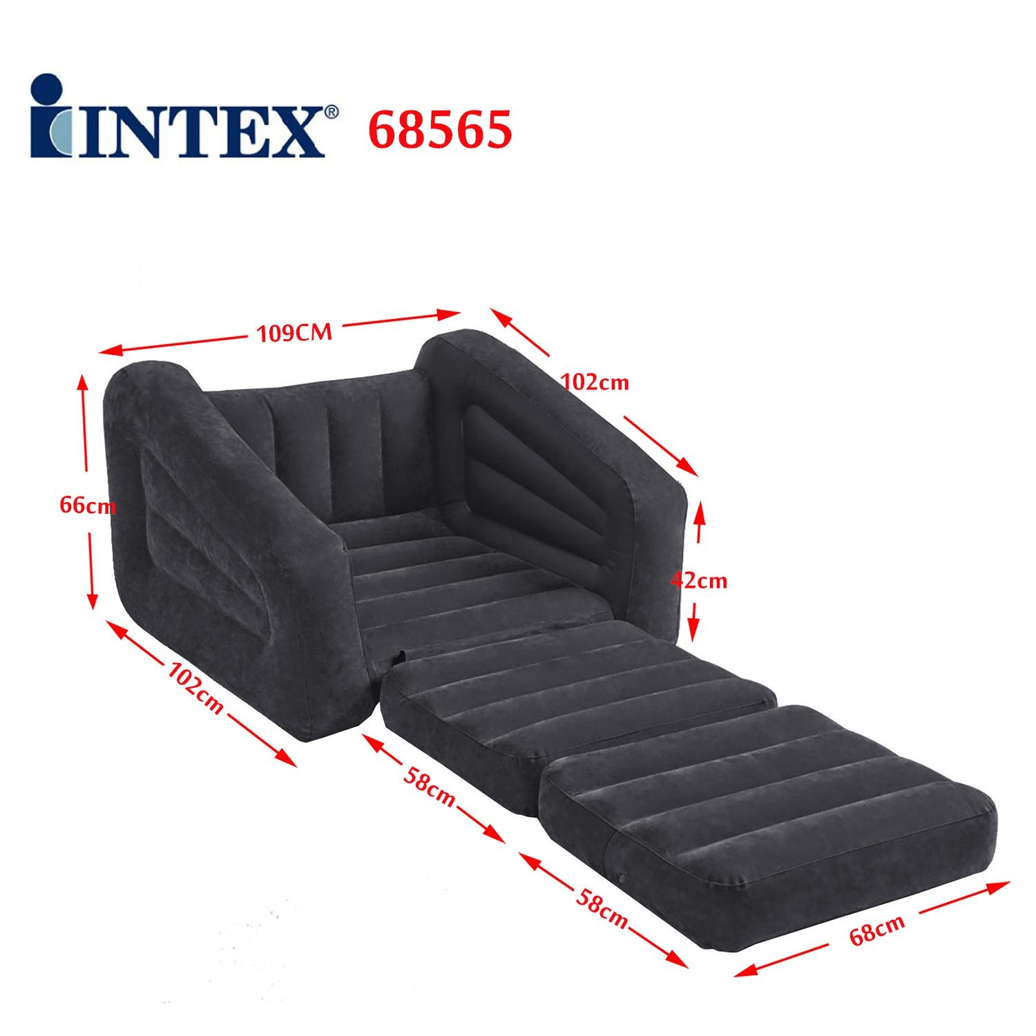 intex inflatable pull out chair twin bed little tikes table and chairs set 20 top sofa ideas