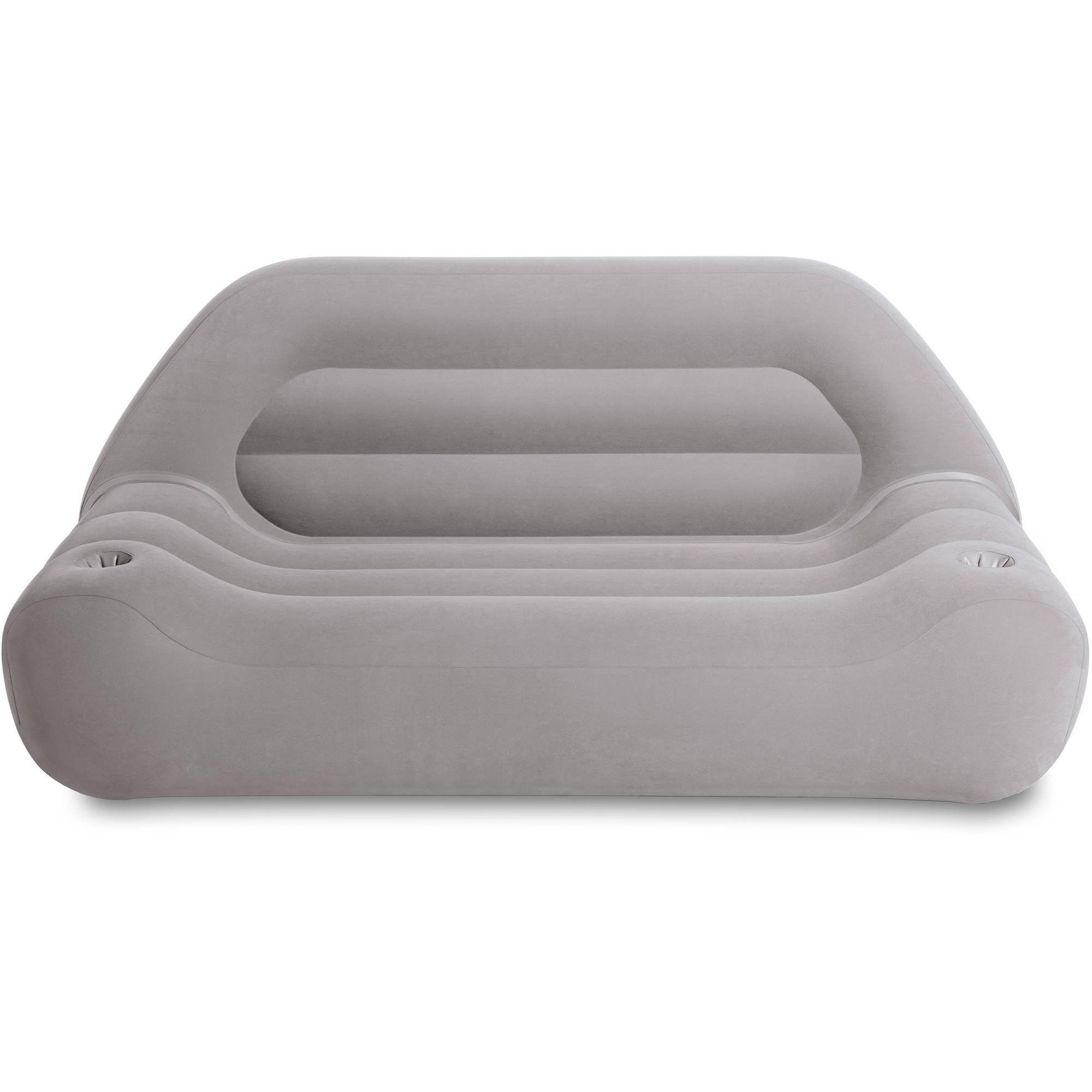 intex inflatable sofa kmart toddler fold out 20 43 choices of sofas ideas