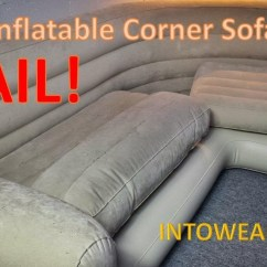 Intex Pull Out Sofa Review Rattan Effect 3 Seater Corner Garden Set 2019 Latest Air Couches   Ideas