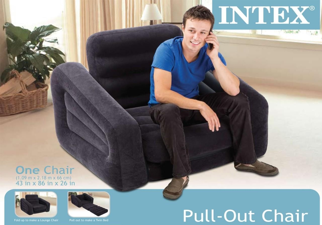 intex inflatable pull out chair twin bed ergonomic bangladesh 20 top chairs sofa ideas