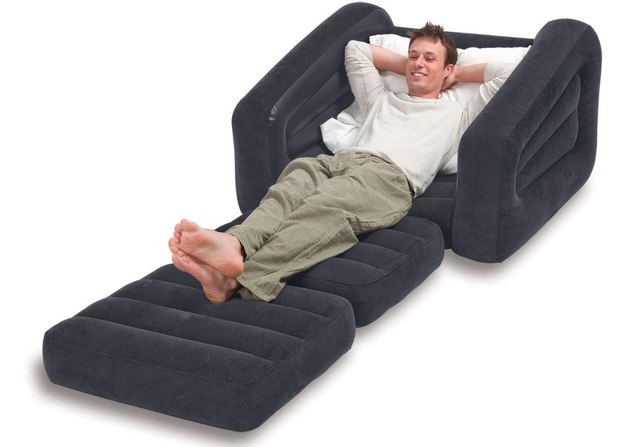 intex air chair ergonomic no wheels 20 top pull out chairs sofa ideas