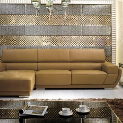 Camel Colored Leather Sofas Berkline Sectional Sofa With Chaise 15 Best Ideas