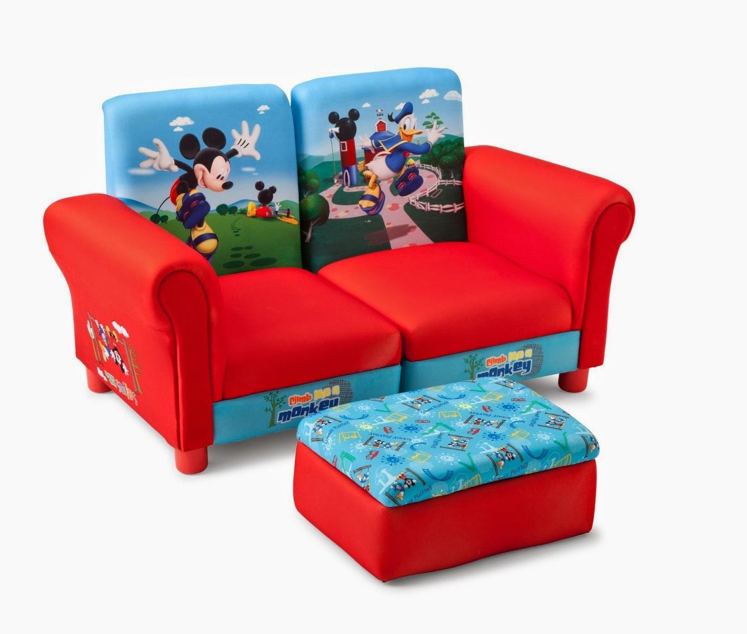 20 Collection Of Mickey Fold Out Couches