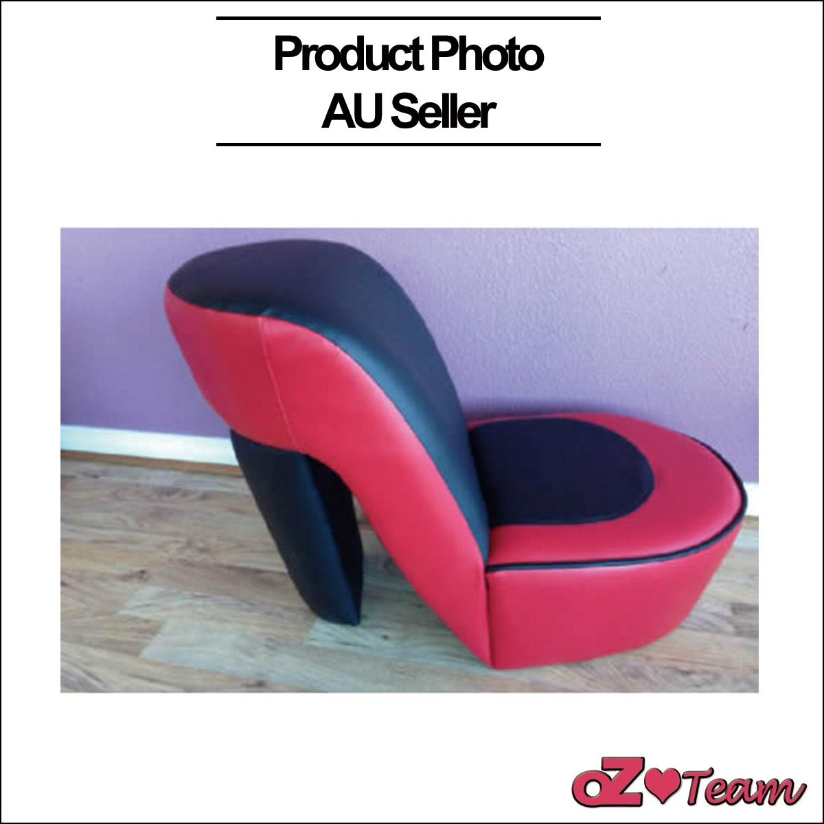 high heel shoe chair value city rattan folding chairs 20 photos sofas sofa ideas
