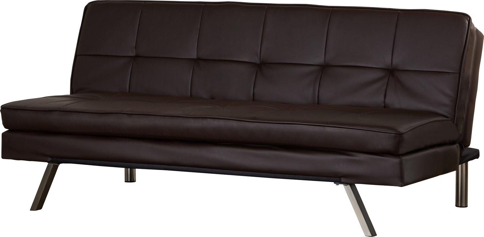 victoria clic clac sofa bed review simmons charcoal big lots 20 inspirations florence beds ideas