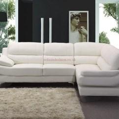 Nova Black And White Leather Corner Sofa Right Hand Sure Fit Stretch Stripe 2 Piece Slipcover Sage 20 Inspirations Ideas