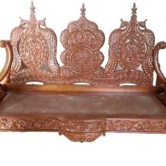 Wooden Carving Sofa Online India Bettsofa Gunstig Kaufen Schweiz 20 Ideas Of Carved Wood Sofas