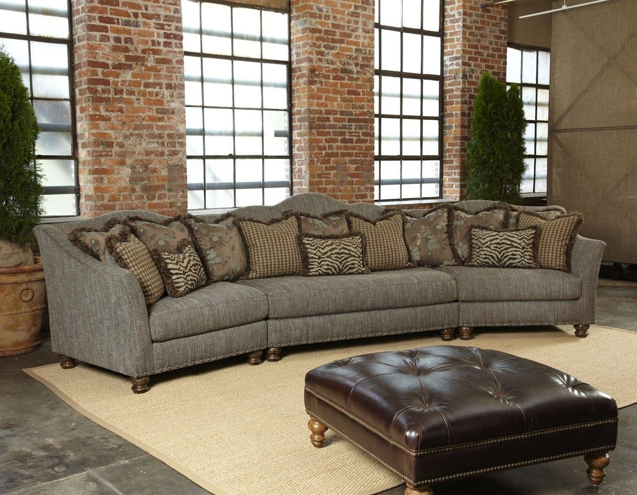 lusso horizon modern grey fabric leather sectional sofa 3 seater bed ikea 15 collection of high end ideas